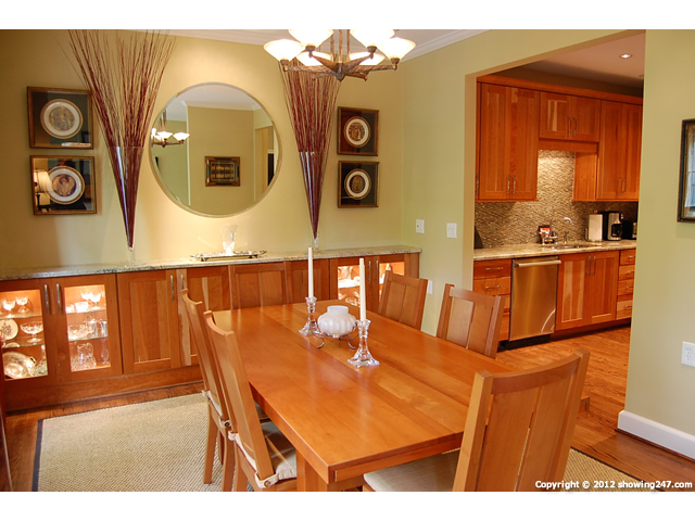 238 15th street westchester square metro atlanta real for Dining room alternatives