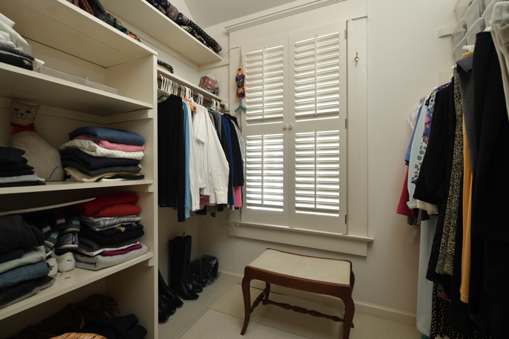 45. Excellent storage and closet space